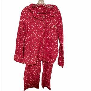 Victoria's Secret Pajama Set Size Large